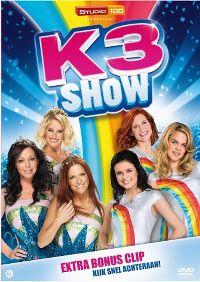 Cover K3 - K3 Loves You - De afscheidstour van Karen, Kristel & Josje [DVD]
